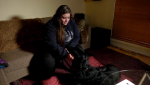 Jodi Learning fought back against her pet insurance company to get them to cover her dog Pharoah's leg injury.