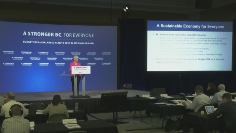Province focuses on affordability in 2020 budget