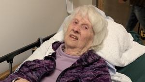 Complaint over treatment of injured senior