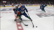 Brock Boeser to miss rest of season