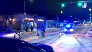 Stony Plain Road Crime Scene