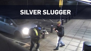 77-year-old Welsh man fights off a would-be mugger