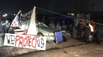 Cuzzins for Wet'suwet'en blockade