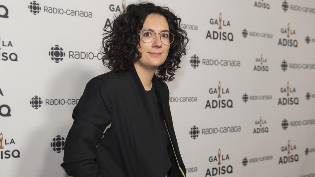 Alexandra Streliski in 2019
