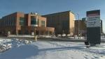 Peter Lougheed Centre in northeast Calgary
