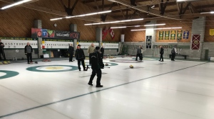 2020 CTV Northern Masters Curling Bonspiel at Idylwylde Golf and Country Club in Sudbury. Feb. 19/20 (Dana Roberts/CTV Northern Ontario)