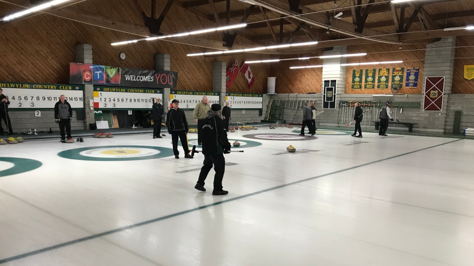 2020 CTV Northern Masters Curling Bonspiel