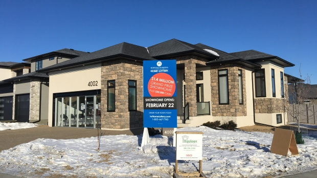 Take a look inside the Hospitals of Regina Foundation's show home