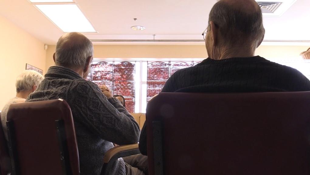 Alzheimer Society caregiver respite program