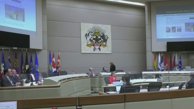 Special council meeting to discuss expenses