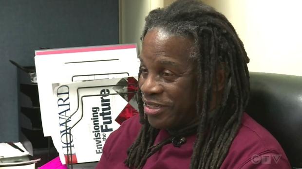 Prof. Clarence Lusane speaks with Joy Malbon (CTV News)