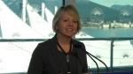 Dr. Bonnie Henry announced on Feb. 19, 2020, that the first person who was diagnosed with COVID-19 in B.C. has fully recovered.