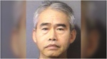 Police have charged Napoleon Arenas, 63, of Brampton with sexual assault and failure to comply with a release order. (Toronto Police Services)
