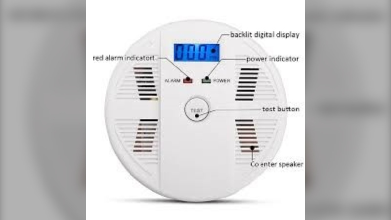 A recall notice from Health Canada says the Combination Smoke and Carbon Monoxide Detectors may not work in the presence of smoke or elevated carbon monoxide levels and are not certified to Canadian standards. (Handout/ Health Canada)