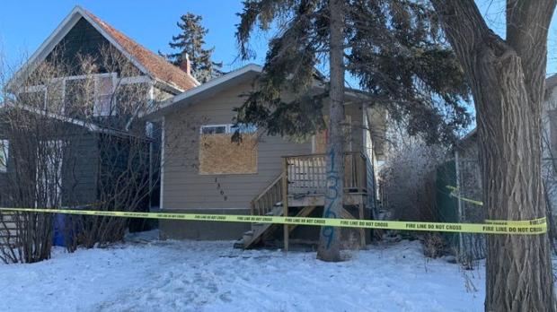No one injured in fire that destroyed Regina home