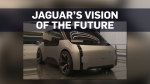 Jaguar unveils new autonomous vehicle concept