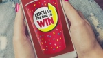 Roll Up The Rim goes digital