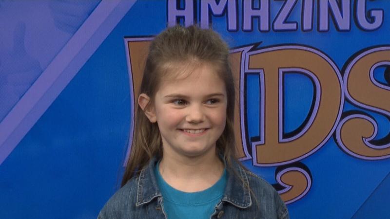 Myers Amazing Kid: Fiona MacGillivray