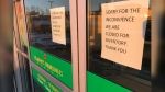 Planet Organic abruptly closed its Royal Oak location on Tuesday evening.