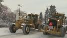 Road workers voice complaints