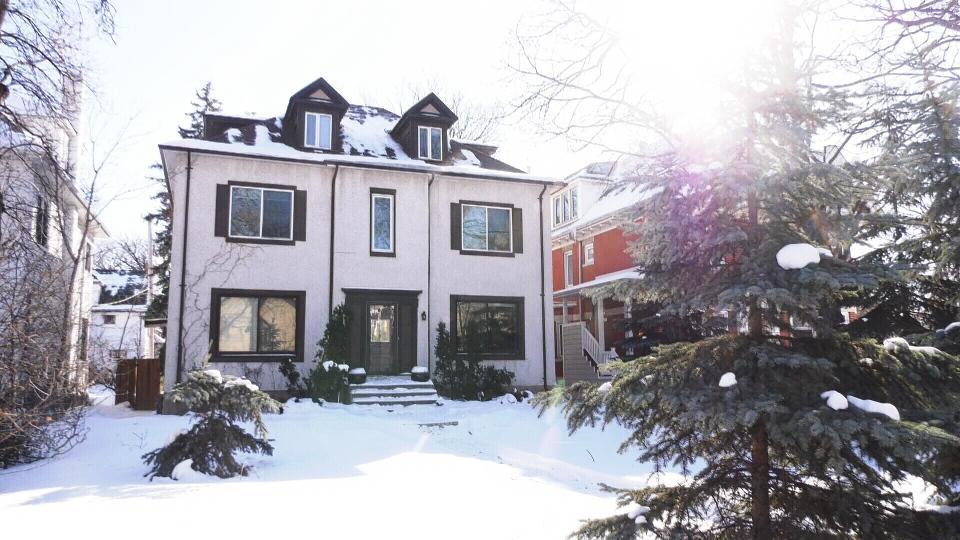 Stradbrook Avenue house