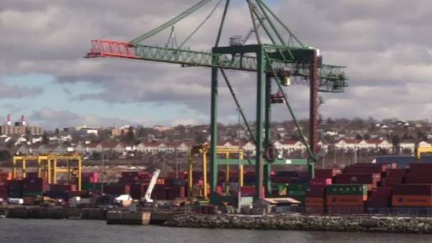 Shipping company diverts traffic from bottleneck at Port of Halifax