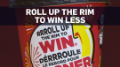Tim Hortons giving out less prizes this year