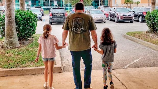 Ryan Newman walks out of hospital after dramatic Daytona 500 crash