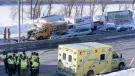 Quebec crash