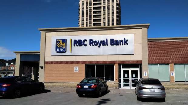 Surveillance video shows three people entering Markham bank prior to it being violently robbed