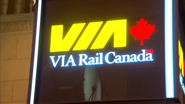 Via Rail says Montreal-Ottawa service will resume on Monday