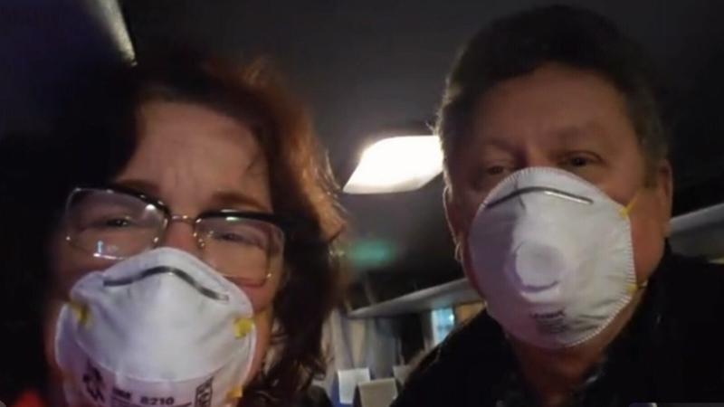 Jenny and Mark Rodrigue