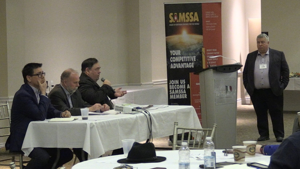 SAMSSA symposium in Timmins
