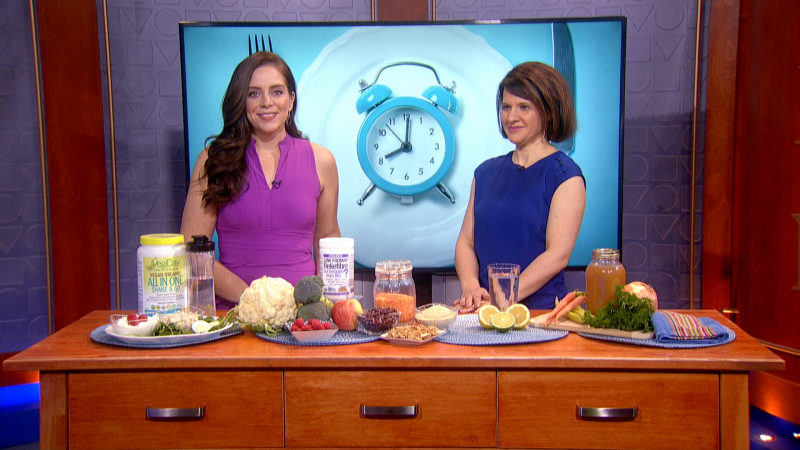 We'll talk to a naturopathic doctor about ways to succeed with intermittent fasting