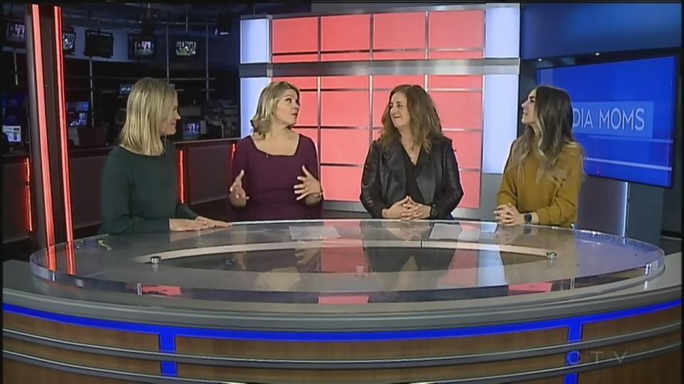 Media Moms March 18