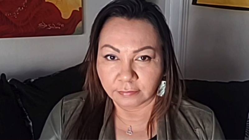 Former Grand Chief Sheila North