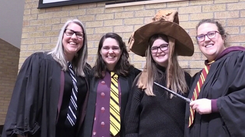A magical surprise for a Waterloo teen