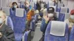 Canadians Feb 20 2020 leaving quarantine cruise