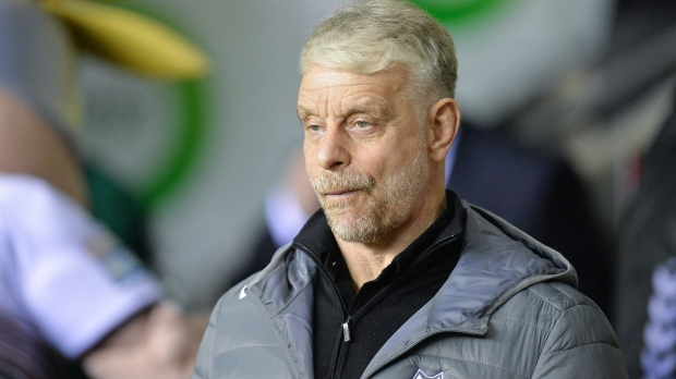 Brian Noble, who built the Toronto Wolfpack from the ground up, steps down