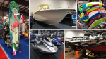 The calendar still says winter, but you can dream of cruising on the open waters this weekend. The Ottawa Boat Show runs until Sunday, Feb. 23 at the EY Centre. Check out power boats, fishing boats, cruisers, pontoons and more. (Peter Szperling/CTV Ottawa)