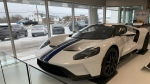 Belanger Ford Lincoln Centre has purchased the only dealership-owned Ford GT in Canada and says the movie 'Ford v Ferrari' has boosted the popularity of the car since the film's release. (Feb.20 /2020)