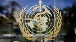 The logo of the World Health Organization is seen at the WHO headquarters in Geneva, Switzerland, Thursday, June 11, 2009. THE CANADIAN PRESS/AP, Anja Niedringhaus