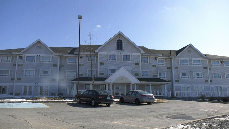 Dartmouth families forced out of hotel