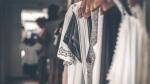 A file image of clothes on a rack (Artem Beliaikin/Pexels)