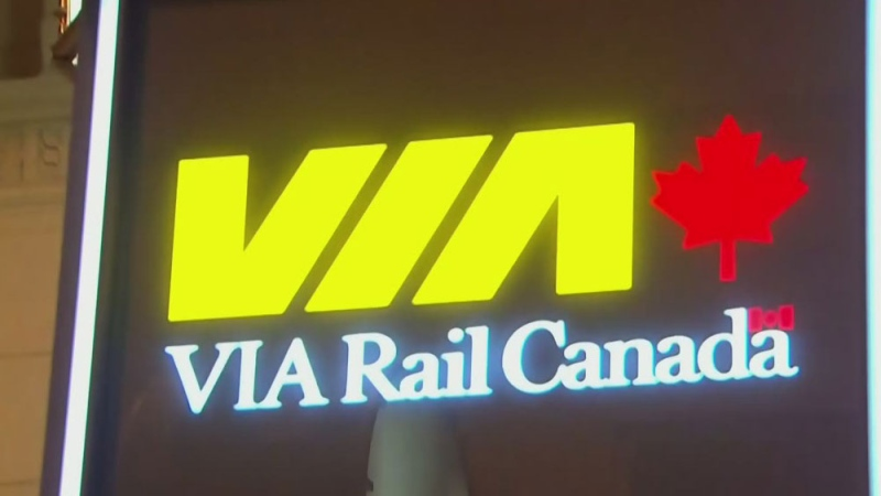 Some Via Rail service resumes