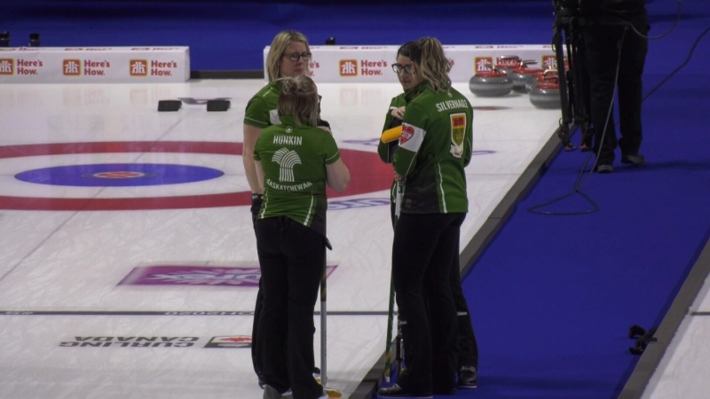 Watch: Claire Hanna breaks down the afternoon at the Scotties Tournament of Hearts.