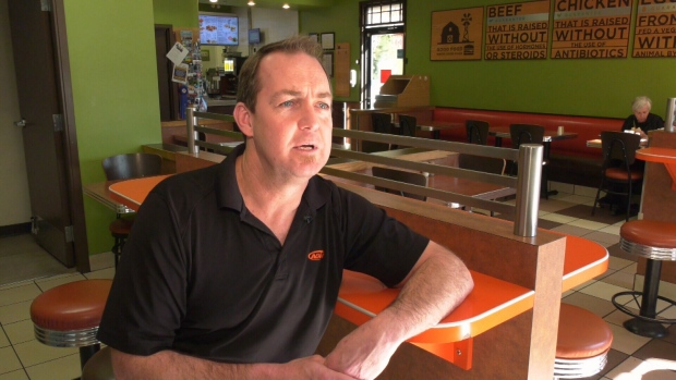 Vancouver Island A&W owner sending employees on all-expenses-paid vacations