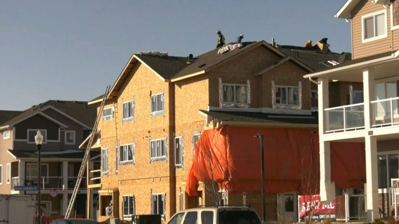 Evidence of overbuilding in Regina, CMHC says