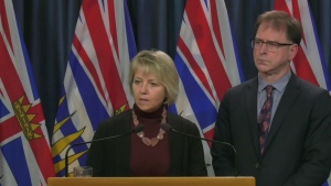Officials confirm sixth case of COVID-19 in B.C.