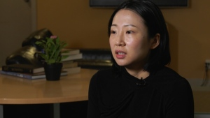 Leona Han says she became a victim of fraud after the federal government lost a student loan hard drive containing her private sensitive information.